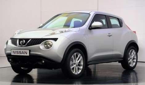 Продажи Nissan Juke на территории России начнутся 15 мая