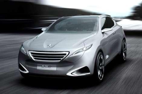 Восточная премьера Peugeot