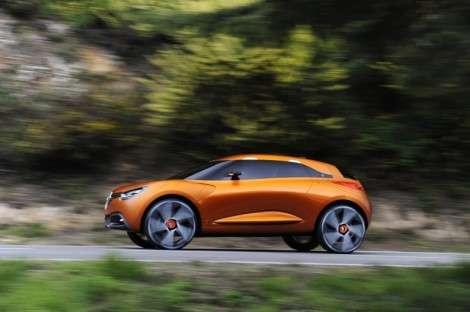 Renault работает над тремя кроссоверами