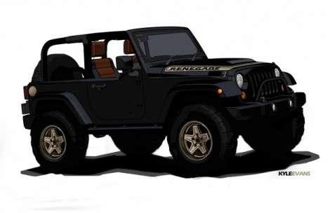 Jeep презентует новые концепты в пустыне Моаб