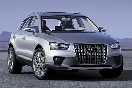 Объявлены российские цены на Audi Q3
