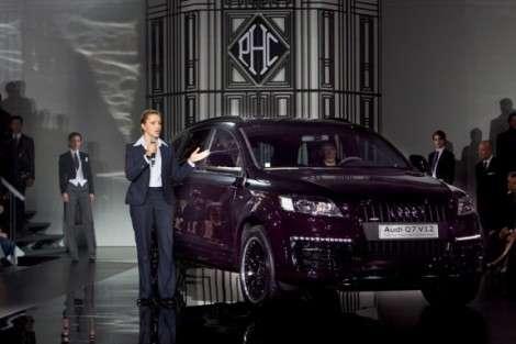 Ограниченная серия Audi Q7 от Патрика Хеллманна презентована в Москве