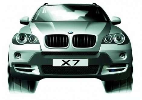 BMW вернулся к идее семиместного внедорожника