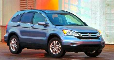 Honda CR-V кардинально обновиться в 2012