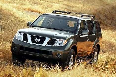 Nissan отзывает Pathfinder и Infiniti QX
