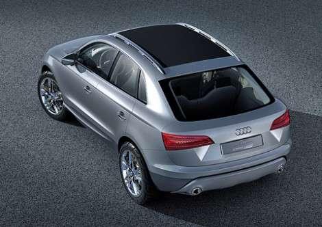 Начался прием заказов на Audi Q3