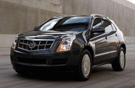 Cadillac SRX решили не гибридизировать