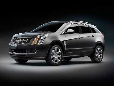 ? General Motors ????? ???????? ? Cadillac