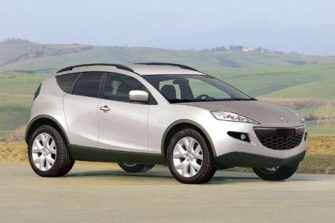 Mazda CX-5 появится в 2012 году