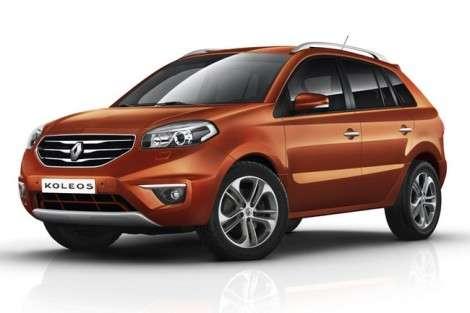 С Renault Koleos произошла революция