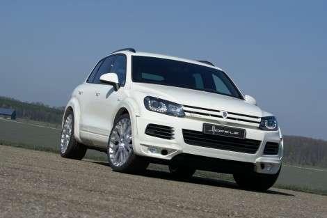 Volkswagen Touareg прокачали по-королевски