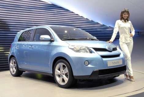 Toyota Urban Cruiser вновь признан самым экономичным внедорожником