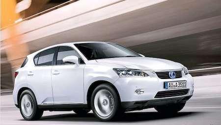 Lexus создаст компактный кроссовер на основе RAV4