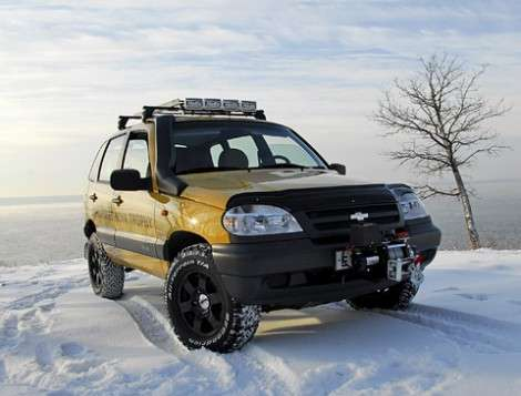 Chevrolet NIVA ??????? ABS
