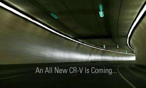 Honda CR-V – ждем премьеры