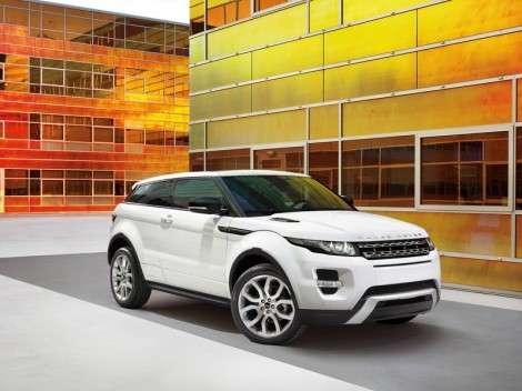 Начата конвейерная сборка Range Rover Evoque