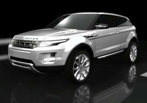 Land Rover ????????????: Range Rover Sport ? Discovery 2012