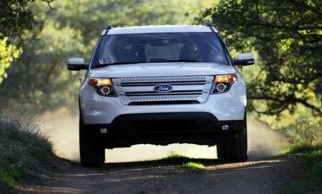 Самый экономичный Ford Explorer