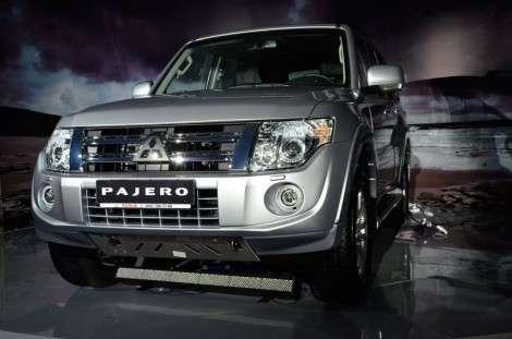 Mitsubishi Pajero стал лучше и доступнее