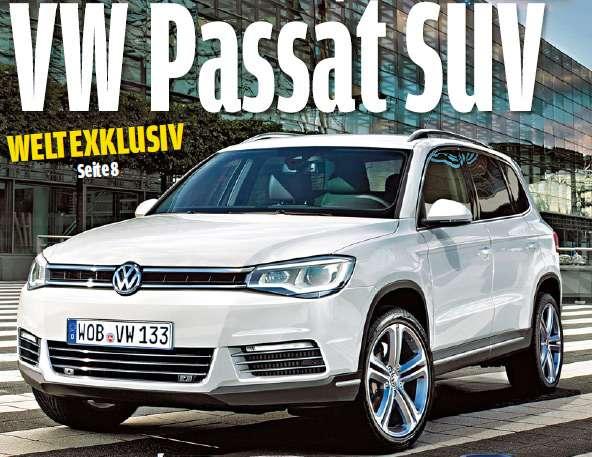 Volkswagen Passat ?????? ???? ? ???????????
