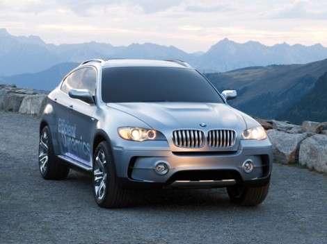 BMW X6 ActiveHybrid – первый «блин» получился «комом»