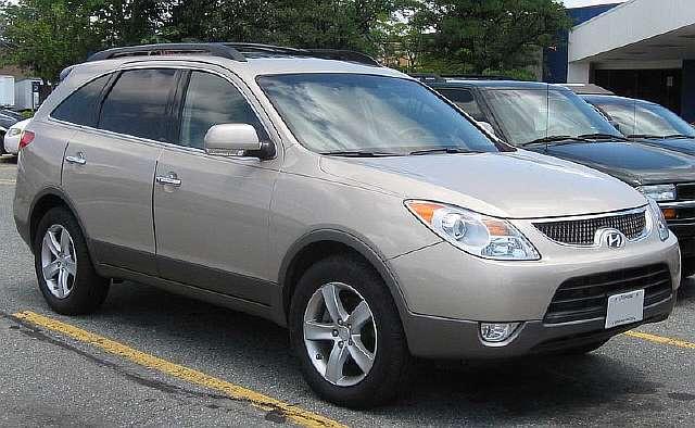 Более 200 000 внедорожников Hyundai будут отозваны для ремонта
