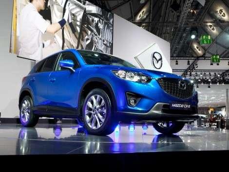 ????????? 2011: Mazda ???????????? ????????? CX-5