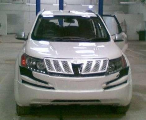 Выпуск индийского внедорожника XUV500 начнется в ближайшие дни
