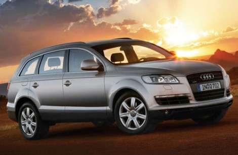 Audi готовит три новых внедорожника