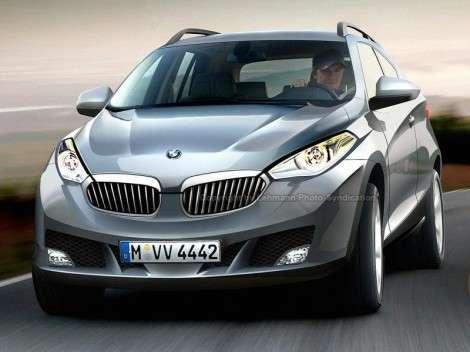 Кроссовер X4 будет, уверяют в BMW