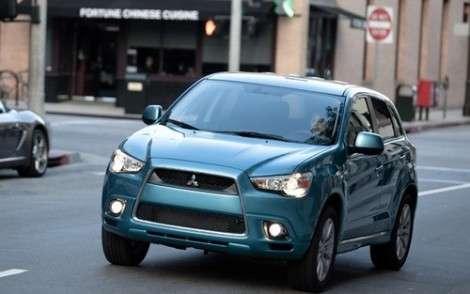 Обновленный Mitsubishi ASX уже у нас