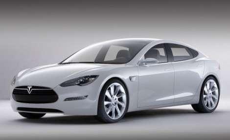 Электрокроссовер Tesla появится в начале следующего года