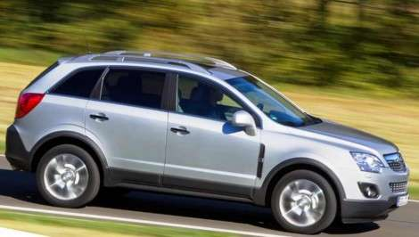 Opel сообщил стоимость Antara