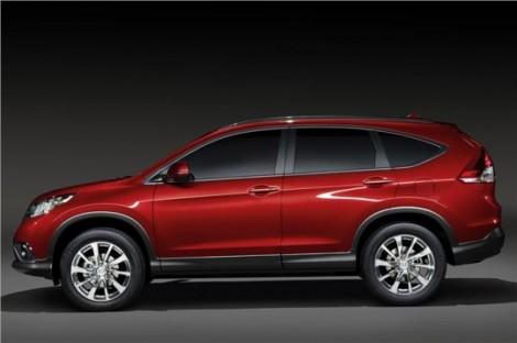 Honda CR-V 5 нюансы дизайна