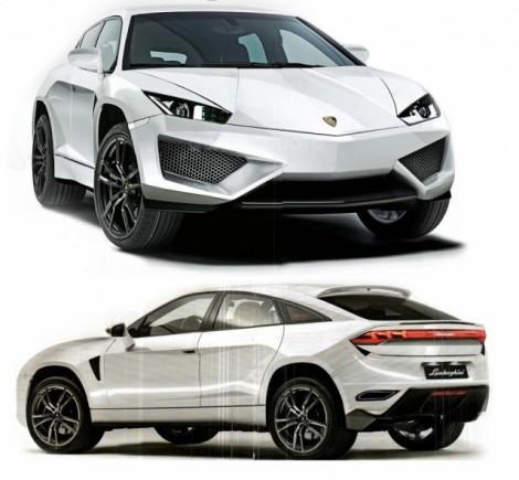 Внедорожник от Lamborghini