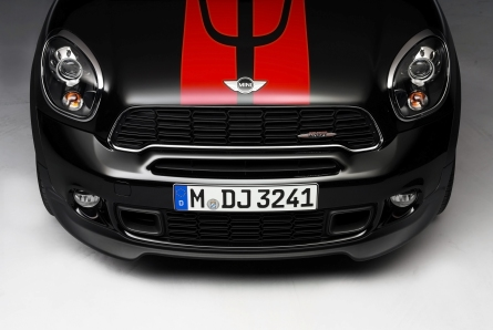 Mini Countryman JCW 2013