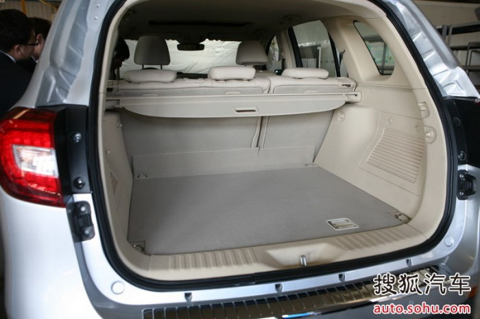 Открытый багажник GreatWall Hover H7