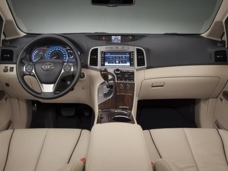 Рестайлинг для Toyota Venza