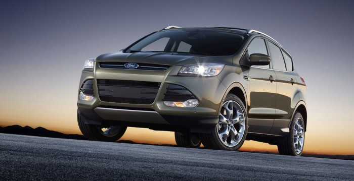 Хороший спрос на Ford Escape