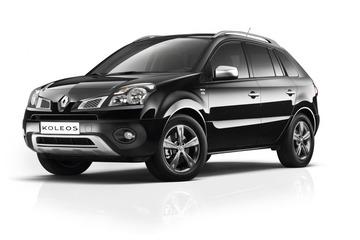 Кроссовер Renault Koleos выпустили в версии для меломанов