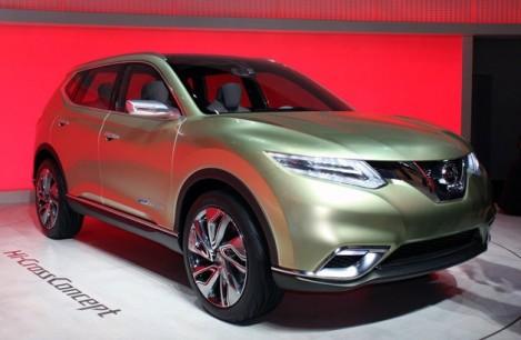 Новым Nissan Rogue займутся в Теннесси