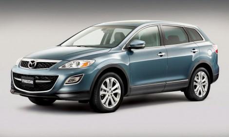 Mazda новое поколение CX-9