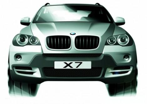 BMW готовится к выпуску кроссовера