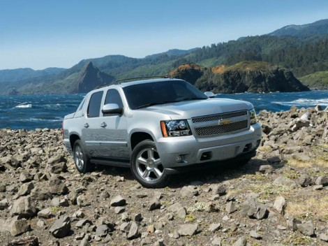 General Motors Chevrolet Avalanche