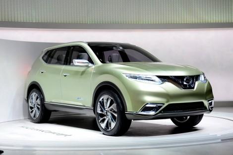 концепт Nissan Hi-Cross