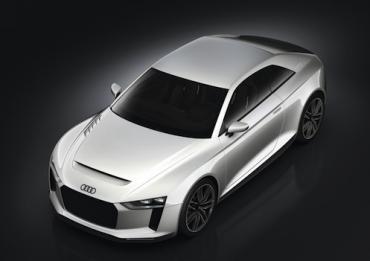 семёрка Audi