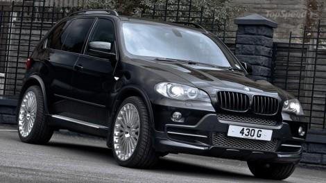 Kahn Design представил обновление BMW X5