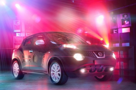 Nissan Jukе Box  19 кВт звука