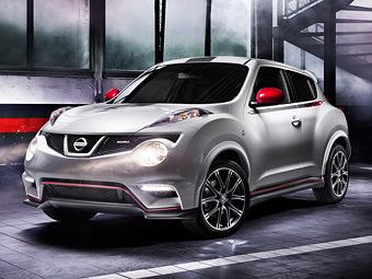 «Заряженный» Nissan Jukе будет продемонстрирован в Ле-Мане