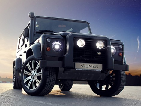 Land Rover Defender от ателье Vilner